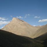 Azad Kuh or Shah-zaade Kaj Gardan, آزاد کوه