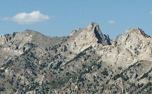 Verdi Peaks weather