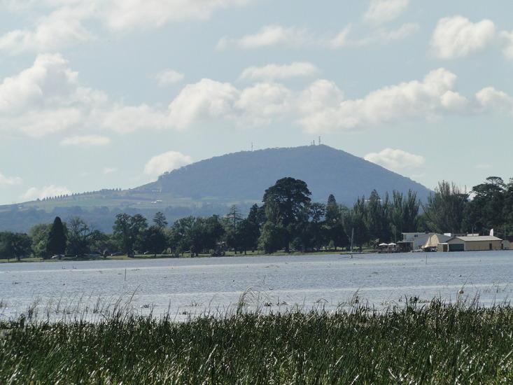 Buninyong Australia  City new picture : Mount Buninyong – Climbing, Hiking & Mountaineering