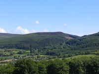 Tibradden Mountain photo