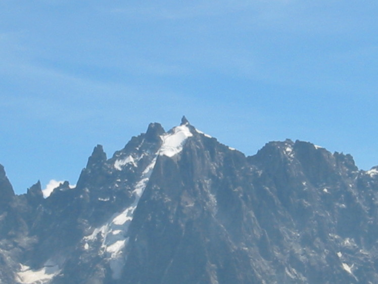 Aiguille du Plan weather