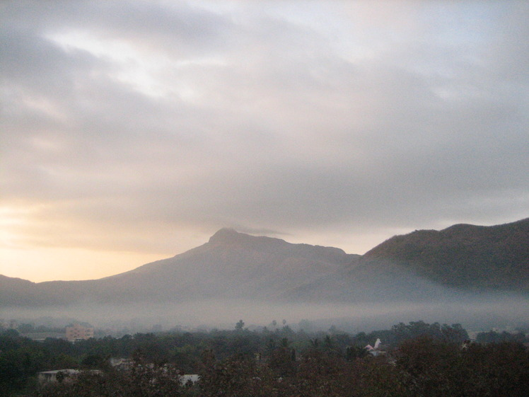 Girnar Peak weather