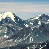 Nevado Tres Cruces