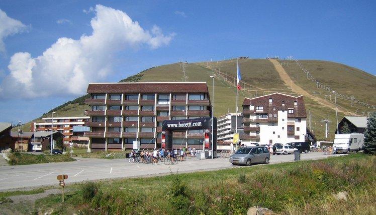 Alpe d'Huez weather