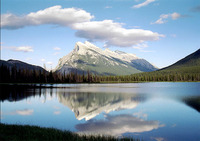 Mount Rundle photo