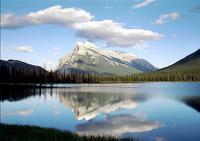 Mount Rundle photo