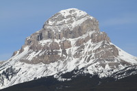 Crowsnest Mountain photo