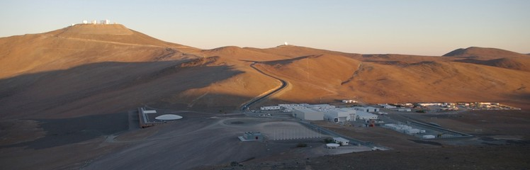 Cerro Paranal weather