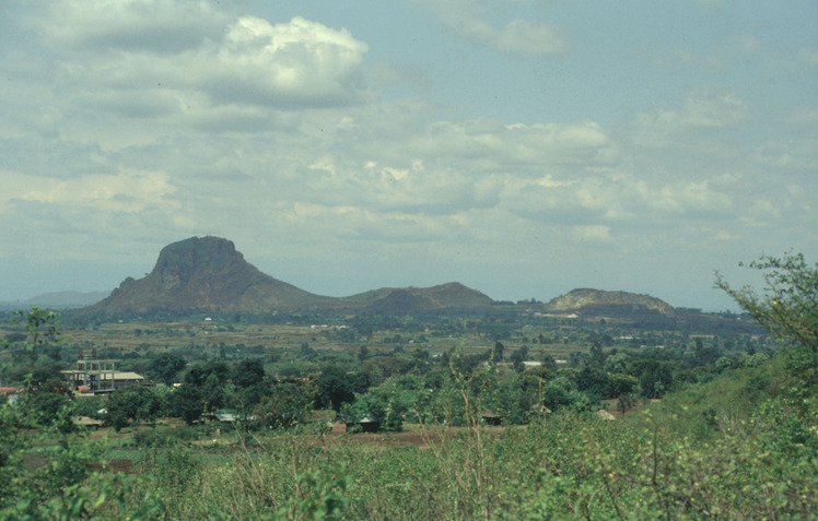 Tororo Rock weather