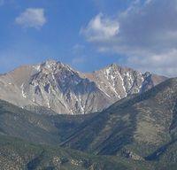Montgomery Peak photo