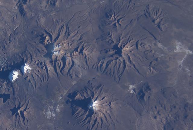 Nevado Anallajsi weather