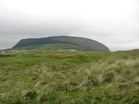 Knocknarea photo