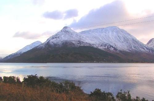 Pap of Glencoe weather