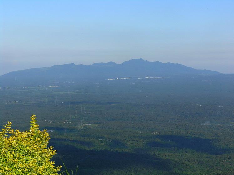 Mount Malepunyo weather
