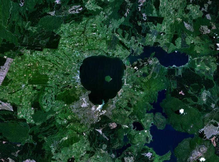 Rotorua Caldera weather