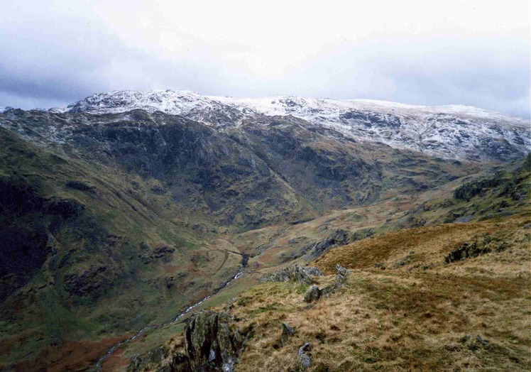 Tarn Crag (Easedale) weather