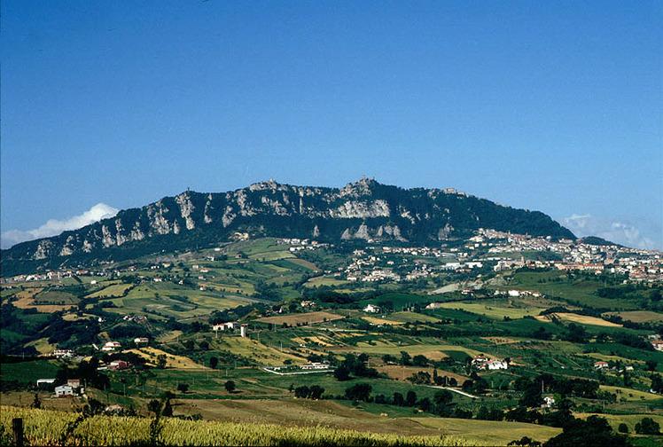 Monte Titano weather
