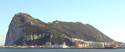 Rock of Gibraltar weather
