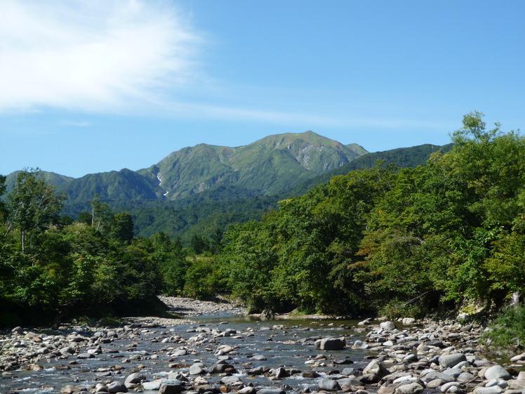 Mount Echigo-Komagatake weather