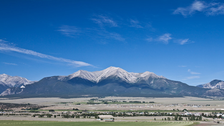 Mount Princeton weather