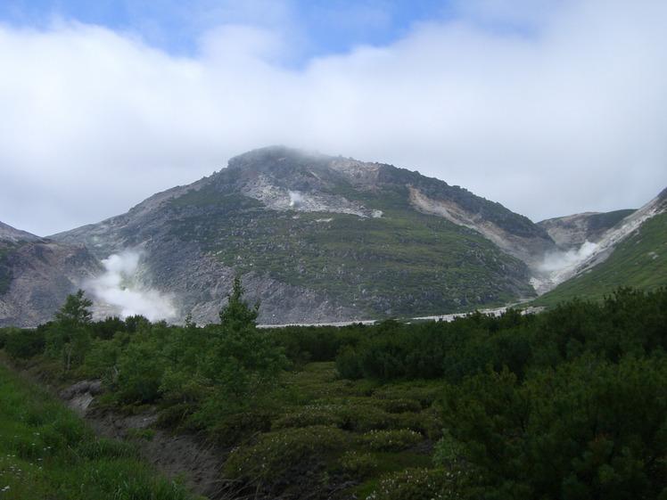 Mount Iō (Akan) weather
