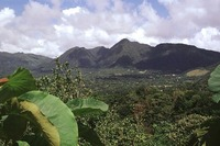 El Valle (volcano) photo