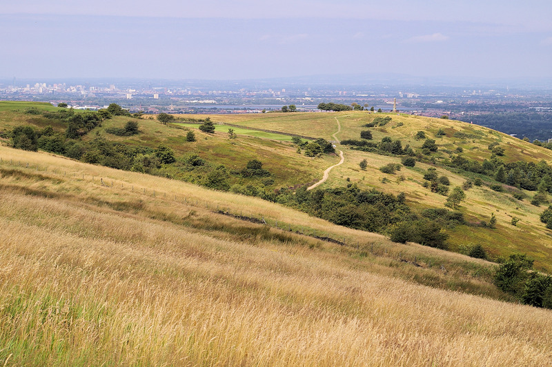 Werneth Low Mountain Information