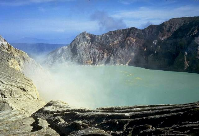 Ijen weather