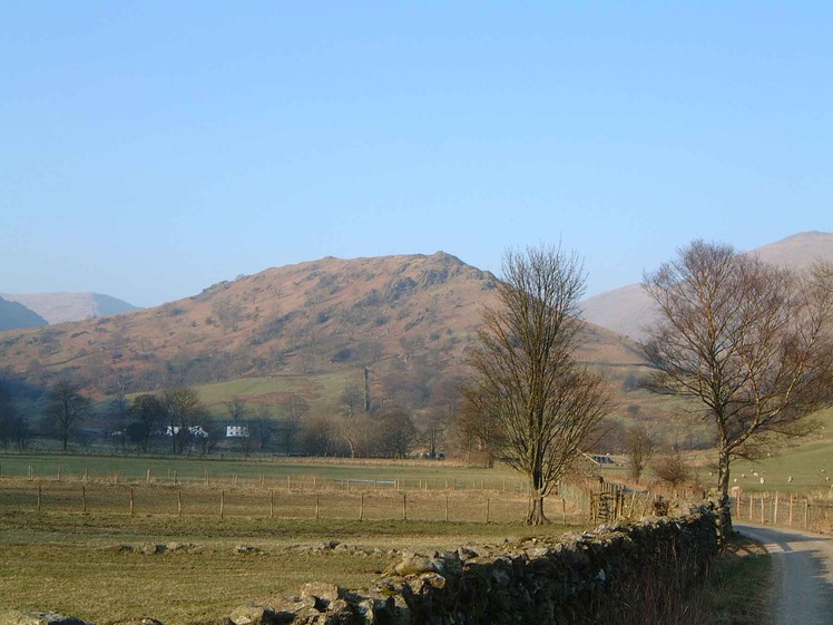 Troutbeck Tongue weather