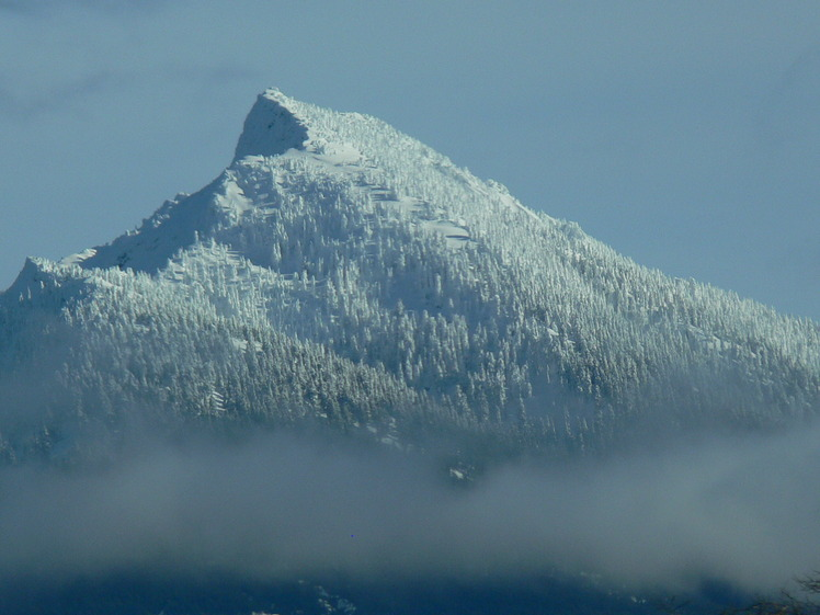 Mount Pilchuck weather