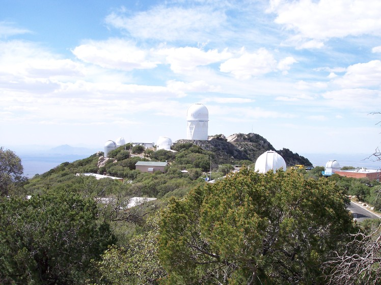 Kitt Peak weather