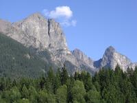 Hozomeen Mountain photo