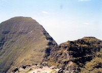 Beinn Alligin photo