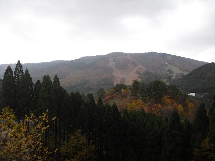Mount Osorakan weather