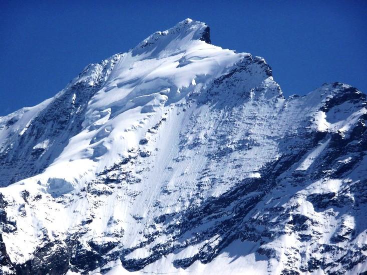 taschhorn mountaine height