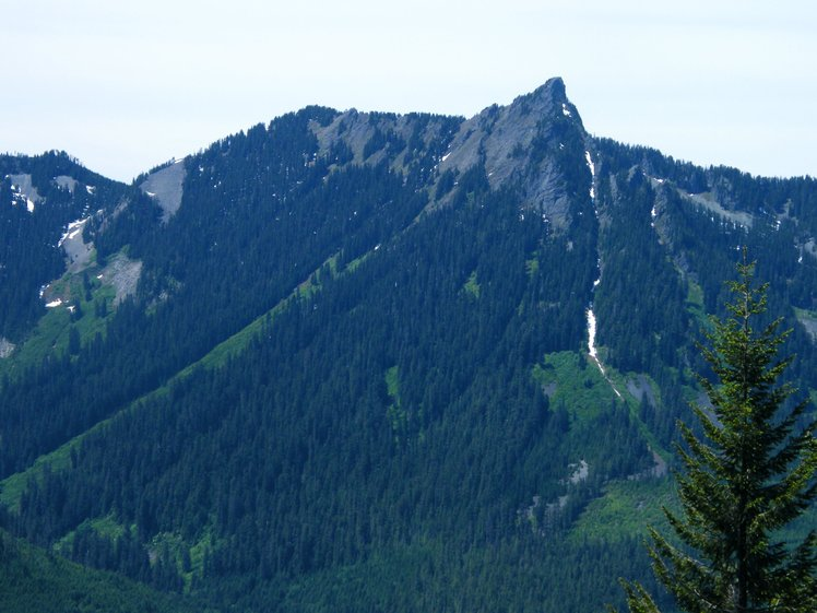 McClellan Butte weather