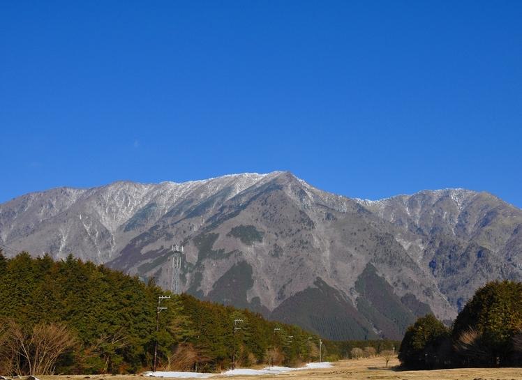 Mount Kenashi (Yamanashi, Shizuoka) weather