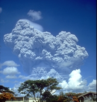 Mount Pinatubo photo