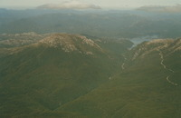 Mount Huxley (Tasmania) photo