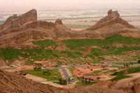 Jebel Hafeet (جبل حفيت) photo