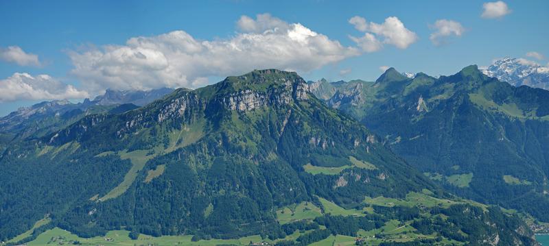 Fronalpstock Mountain Information
