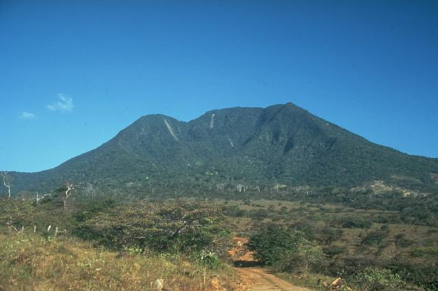 Orosí Volcano weather