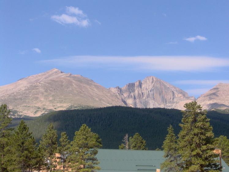 Mount Meeker weather