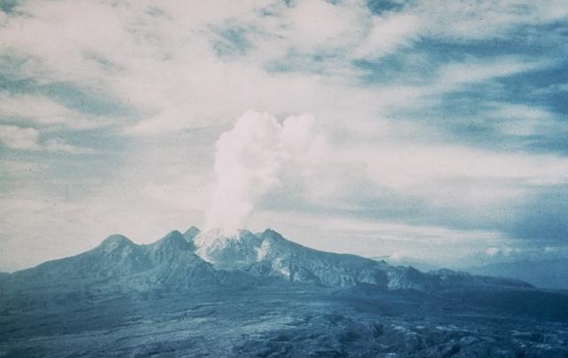 Mount Lamington weather