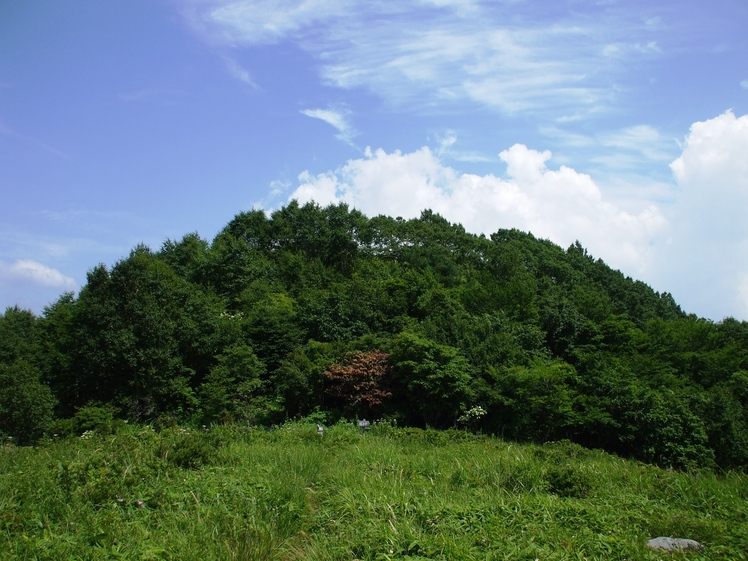 Mount Denjō weather
