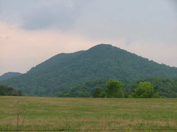 House Mountain (Knox County, Tennessee) weather