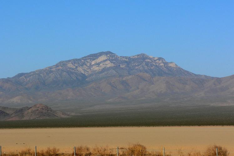 Clark Mountain (California)