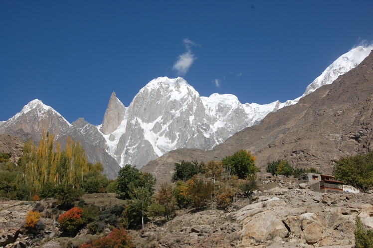 Hunza Peak weather