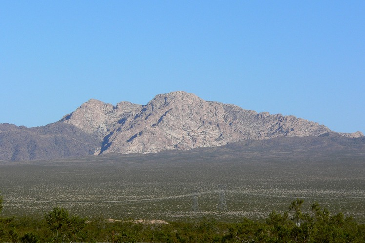 Spirit Mountain (Nevada)