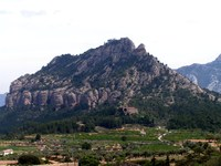 Muntanya de Santa Bàrbara photo
